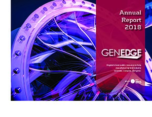 Thumbnail of the GENEDGE 2018 Annual Report
