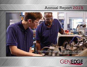 Thumbnail of the GENEDGE 2019 Annual Report